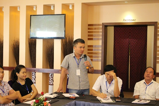 Dr. Ngo Xuan Tuong IEBR