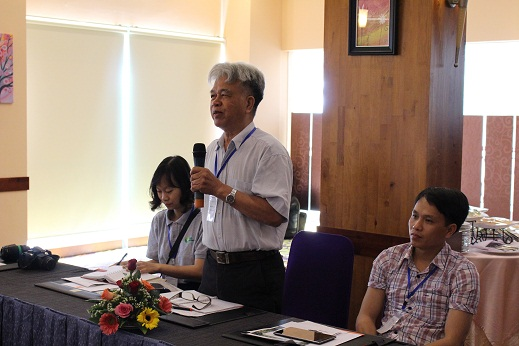 Dr. Nguyen Cu Conservationist