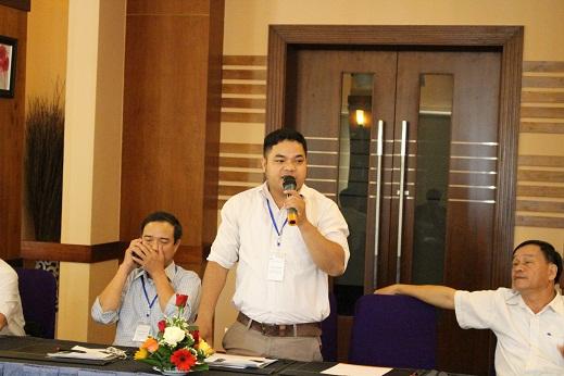 Ho Tuyen, Chairman of Kim Thuy Commune