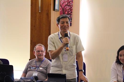 Vice-Chairman of Vietnam zoo Association