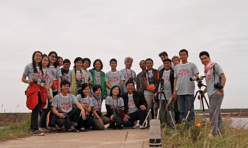 Welcome to the Birds events attracts Vietnamese nature lovers