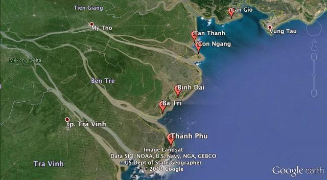 Finding Spoon-billed Sandpipers in Vietnam